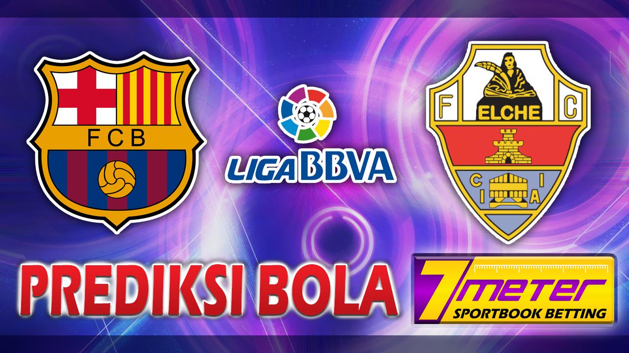 """""""FC Barcelona vs Elche CF"""""""